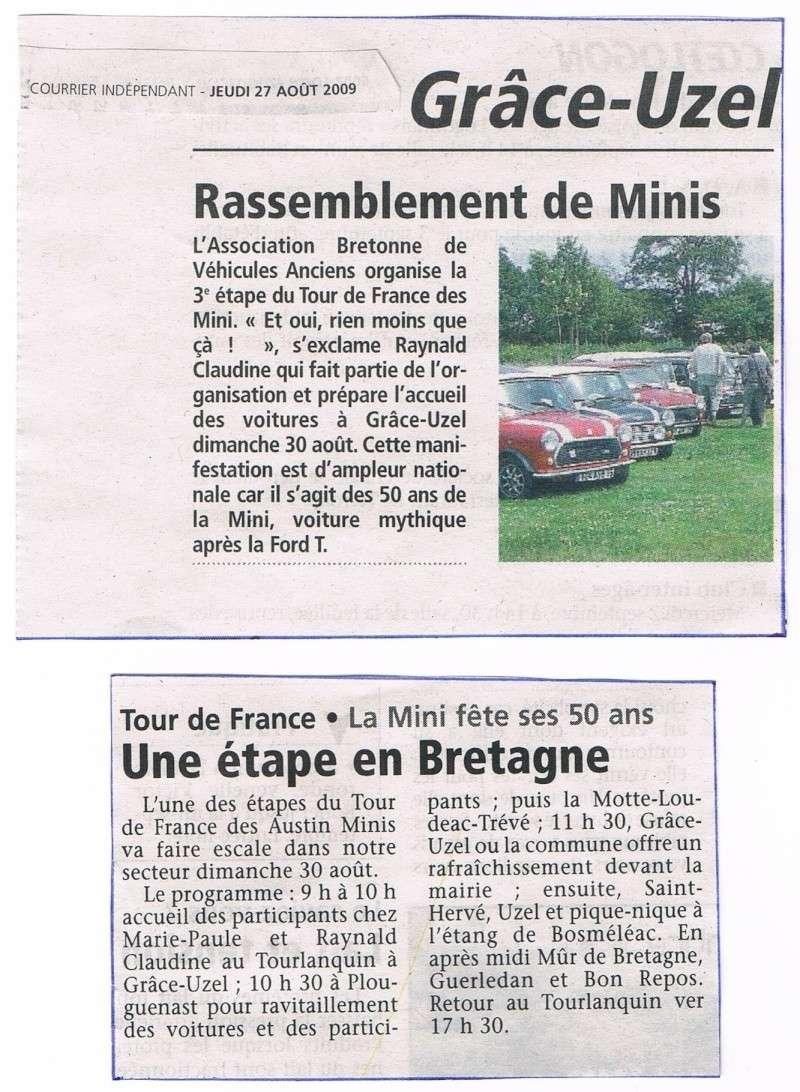 TOUR DE FRANCE DES MINI - 3 ème Etape - 30 Août 2009 Articl12
