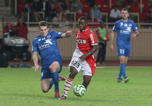Nampalys Mendy l'ancien joueur du Sporting quite Monaco 20322910
