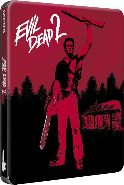 Evil Dead 2 - Zavvi Exclusive Limited Edition Steelbook 05/08/13 10806810