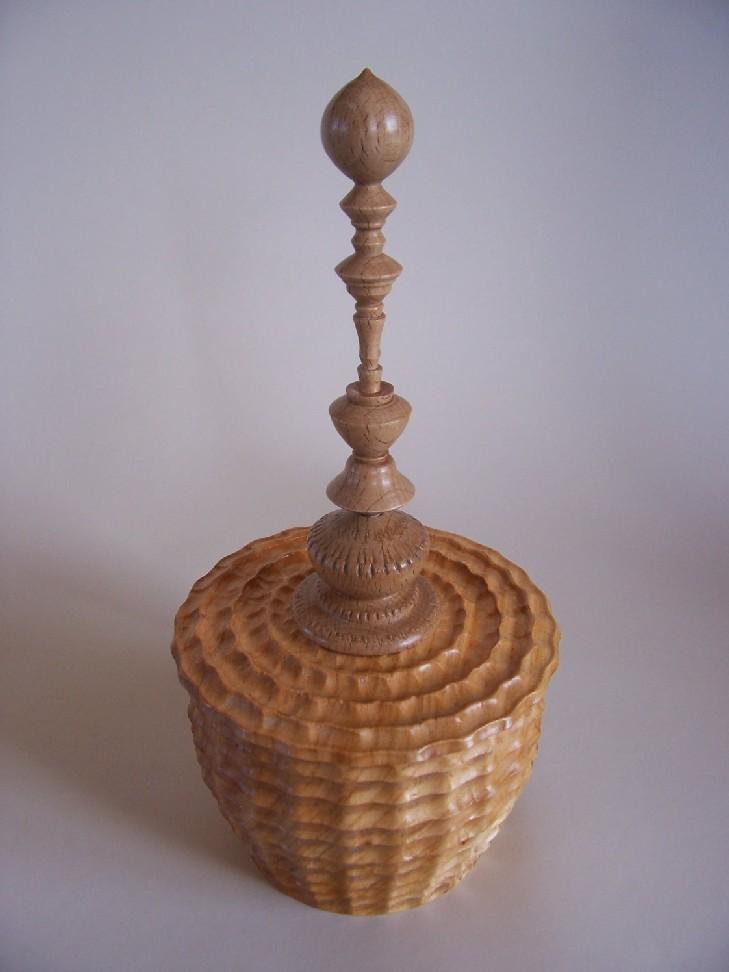 Torneado ornamental.Ornamental turning.Torneado ornamentale Redpie25