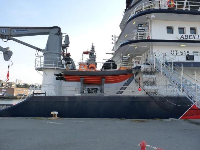 [Les ports militaires de métropole] Port de Brest - TOME 1 - Page 3 210
