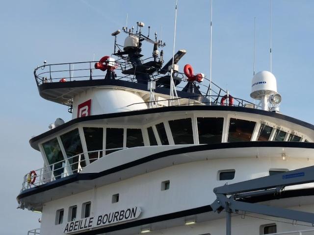 [Les ports militaires de métropole] Port de Brest - Page 3 410