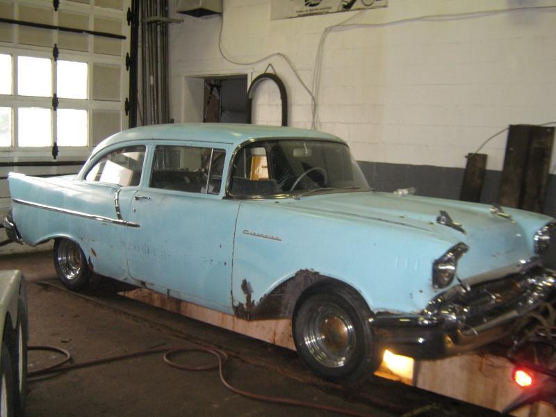 Plusieurs photos : Chevrolet Bel Air ...de 1961 à 1981 13juil20