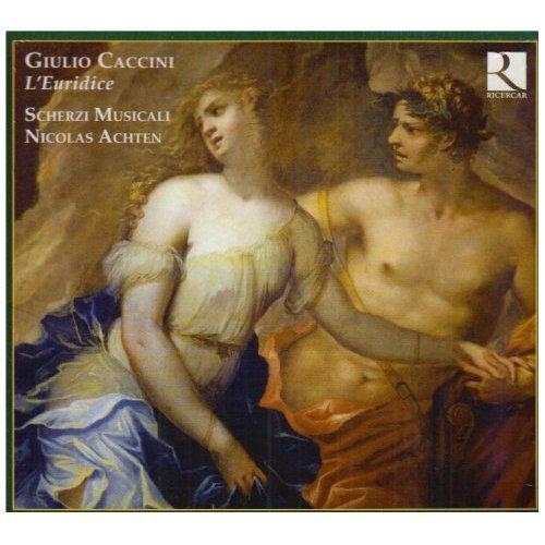 Les Florentins : Peri, Cavalli, Cavalieri... (débuts opéra) - Page 3 51gaor10
