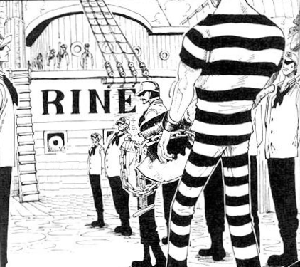 Convoi 01 - A New Rope Prison10