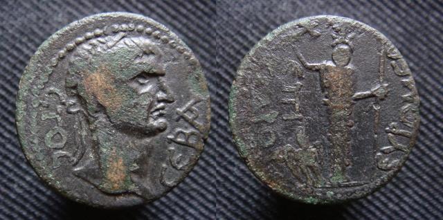 Provinciale à identifier... Trajan ? As_col11