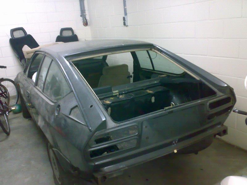 Mon GTV6 de 1982 15758810