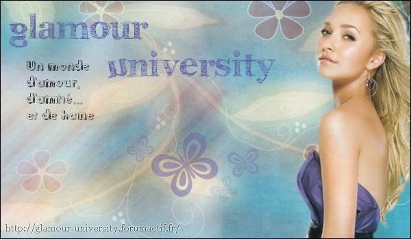 Glamour University