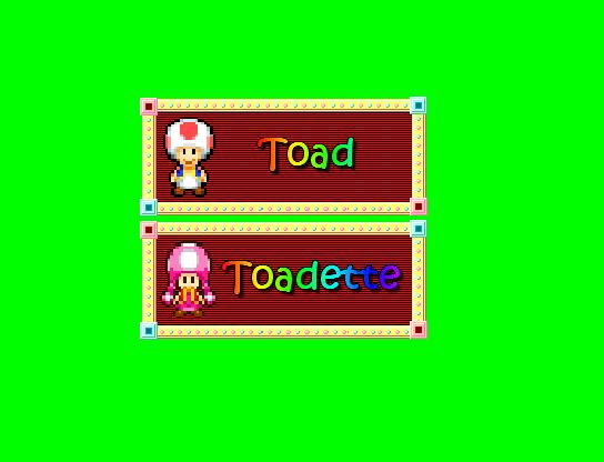 Menu deux personnages Select10