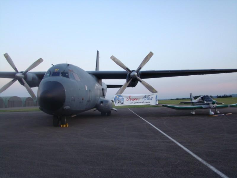 Nouveau avion  JA C160_210
