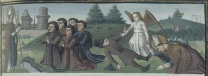 23 août Saint Julien de Lescar Saint_11