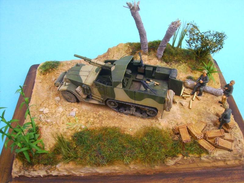 M3 75 mm pacifique 1/72 M30210