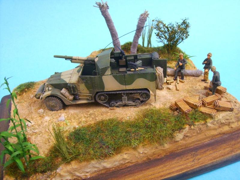M3 75 mm pacifique 1/72 M30310