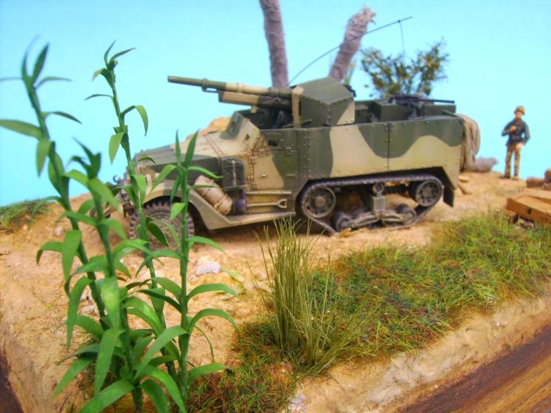 M3 75 mm pacifique 1/72 M30410