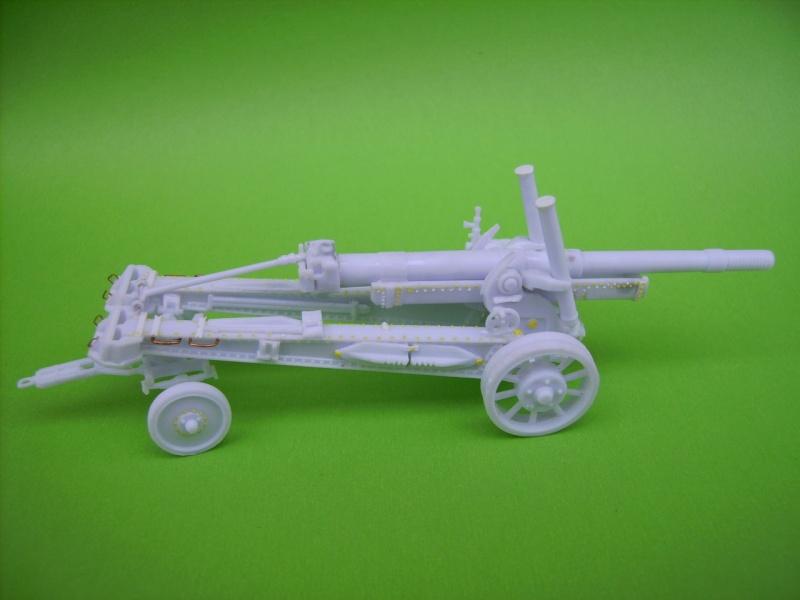 tracteur stalinetz et obusier de 152, 1/72° Pict5511