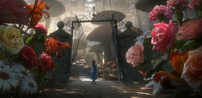 Alice au Pays des Merveilles Alice111