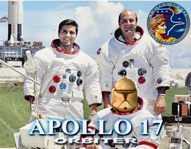 [Sim Orbiter] Apollo 17 Logo1111
