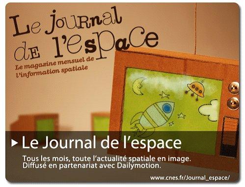 CNES : le journal de l'espace Ole010