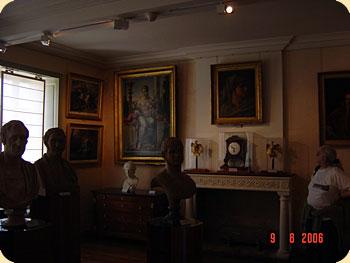 L'île d'Aix et son Musée Napoléonien... Meuble13