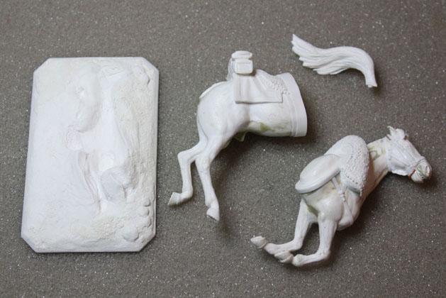Chute de cheval. Chute-18