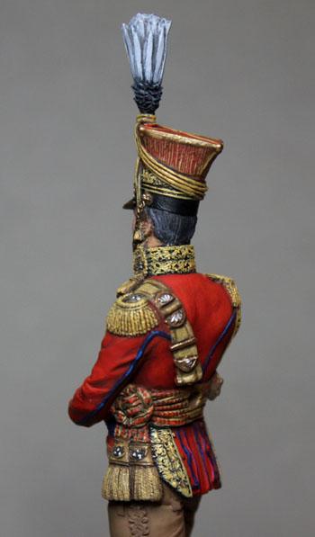 Général Edouard de Colbert, colonel des lanciers rouges (Ateliers Maket) Img_8312