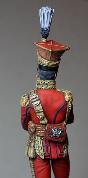 Général Edouard de Colbert, colonel des lanciers rouges (Ateliers Maket) Img_8314