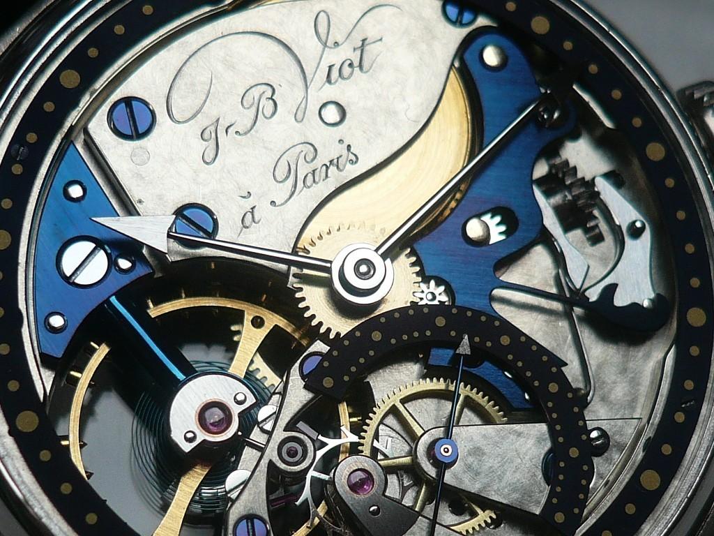 Une montre française: le premier garde-temps de Jean-Baptiste Viot Jbv0410