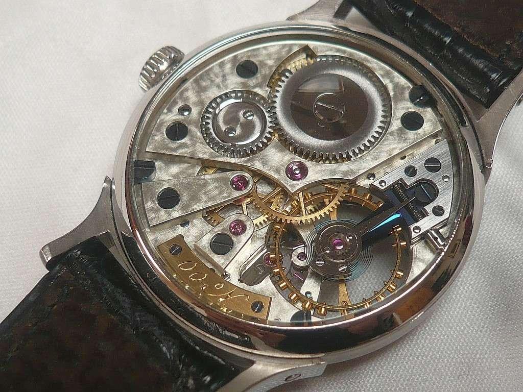 Une montre française: le premier garde-temps de Jean-Baptiste Viot Nov20011