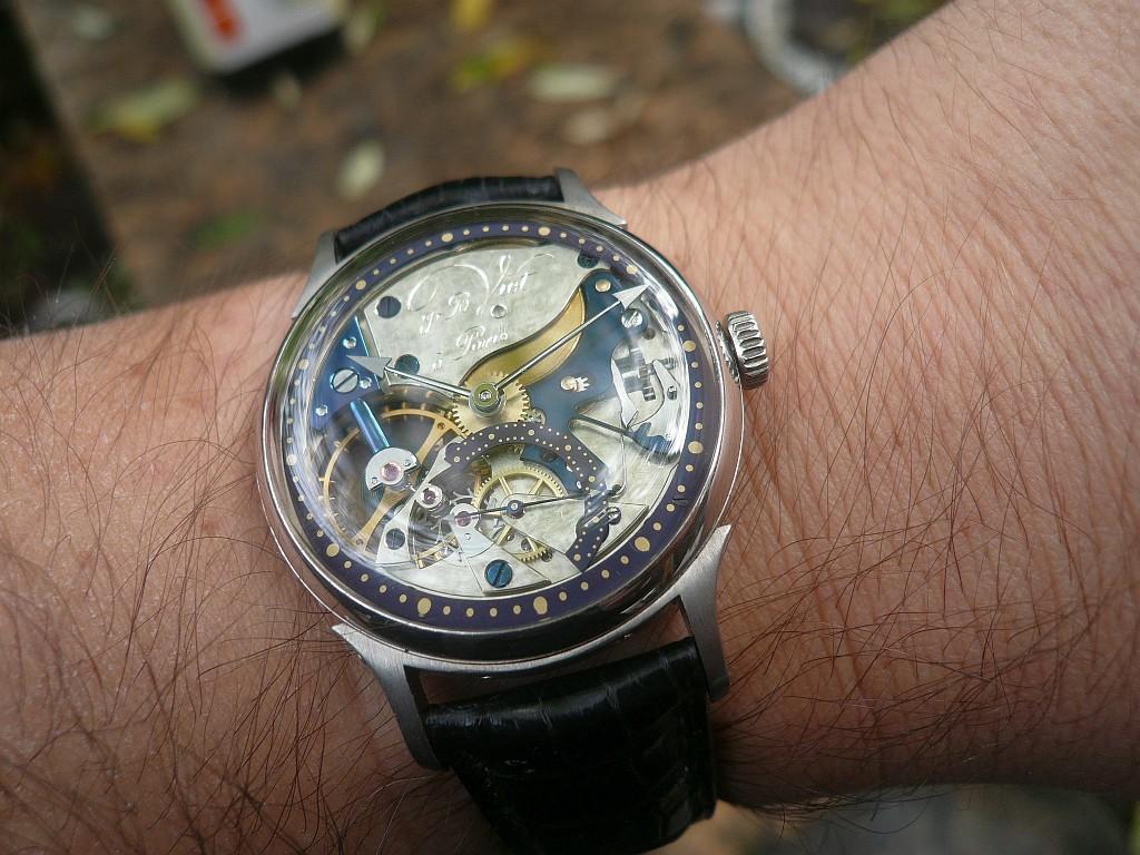 Une montre française: le premier garde-temps de Jean-Baptiste Viot Nov20014