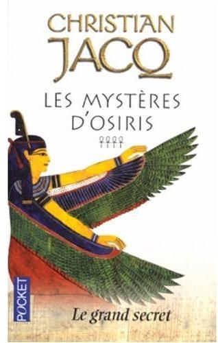 Les mystères d'Osiris 5808410