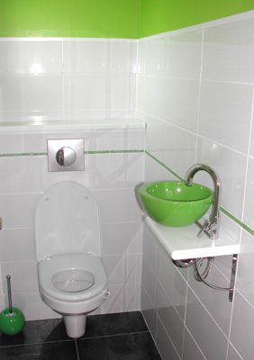 Projet WC Wc610
