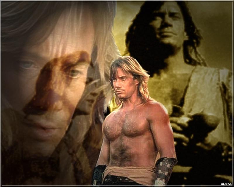 HÉRCULES - A SAGA - Hercules and the Lost City Lostci10