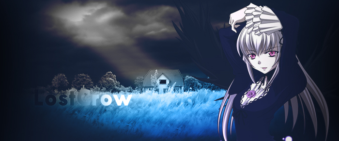 LostCrow# - Portal Lostcr24