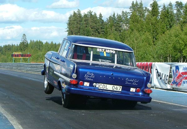 customs OPEL Drag_k10