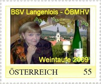 Personalisierte Briefmarke 117