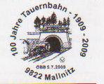 100 Jahre Tauernbahn Stempe12