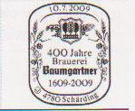 400 Jahre Brauerrei Baumgartner Schärding Stempe13