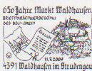 650 Jahre Markterhebung Waldhausen BSV Grein Stempe14
