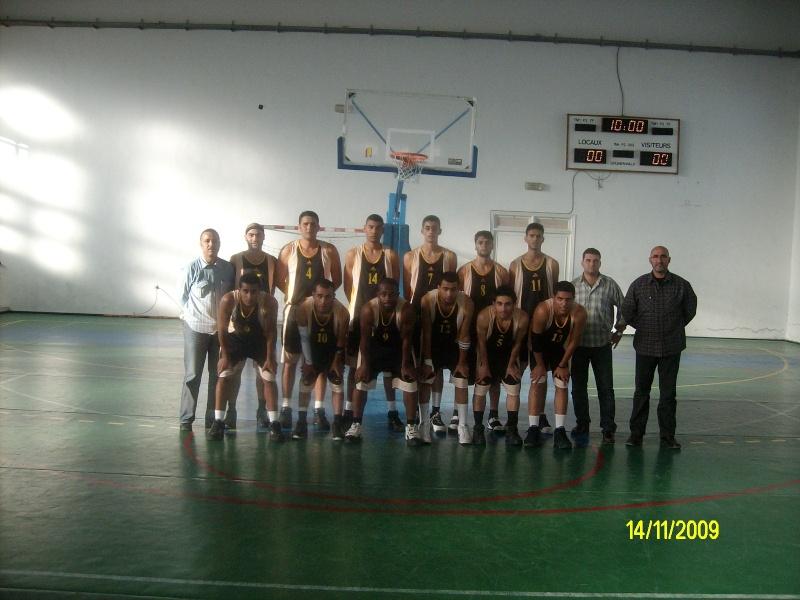 --> Notre Effectif Pour Cette Saison 2009/2010 <-- [BasKet-BaLL] Sany1010