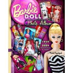 Livres sur Barbie 50° anniversaire 61am8b10