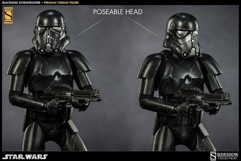 Sideshow - Blackhole Stormtrooper Premium Format Figure 29710110
