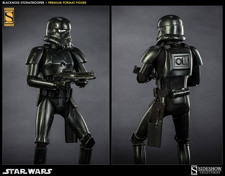 Sideshow - Blackhole Stormtrooper Premium Format Figure 42024910
