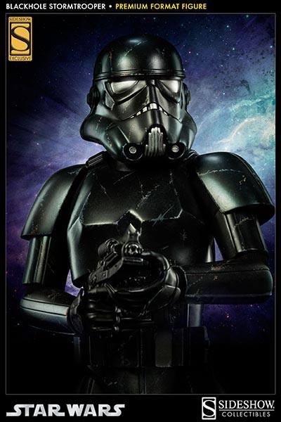 Sideshow - Blackhole Stormtrooper Premium Format Figure 94310210