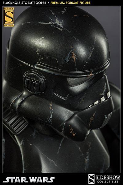 Sideshow - Blackhole Stormtrooper Premium Format Figure 96949110