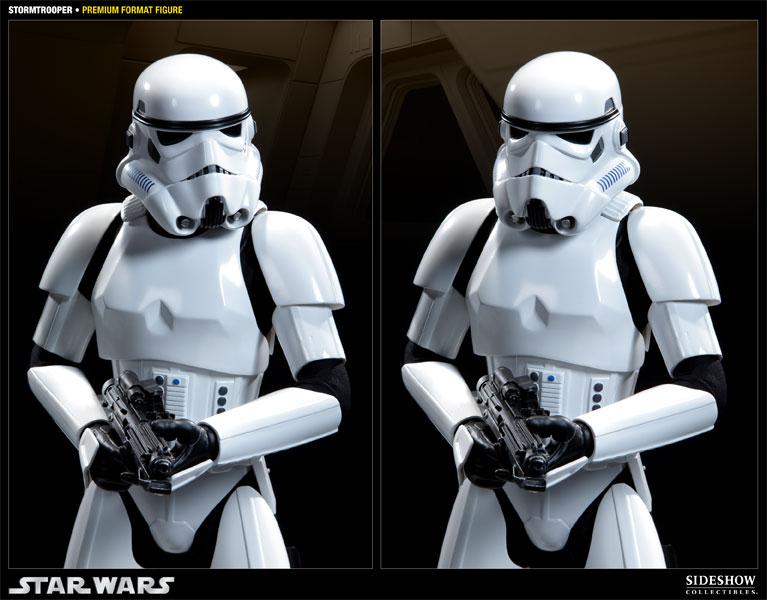 Sideshow - Blackhole Stormtrooper Premium Format Figure Stormt10