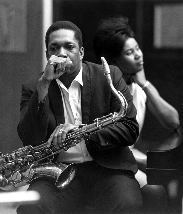 John Coltrane en images Tumblr21