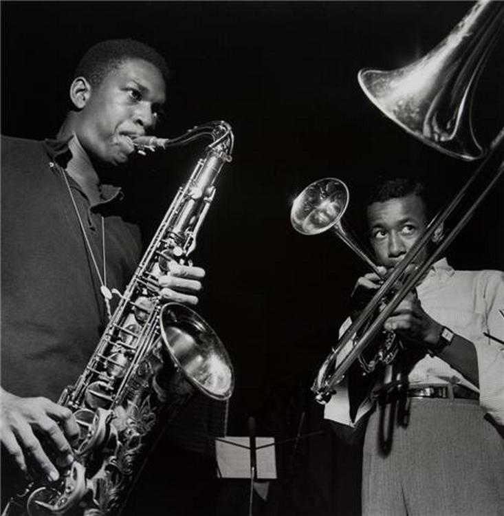 John Coltrane en images - Page 2 Wolff_10