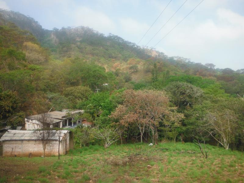 Visita a CINCO CERROS, Chiapas. Dscf2212