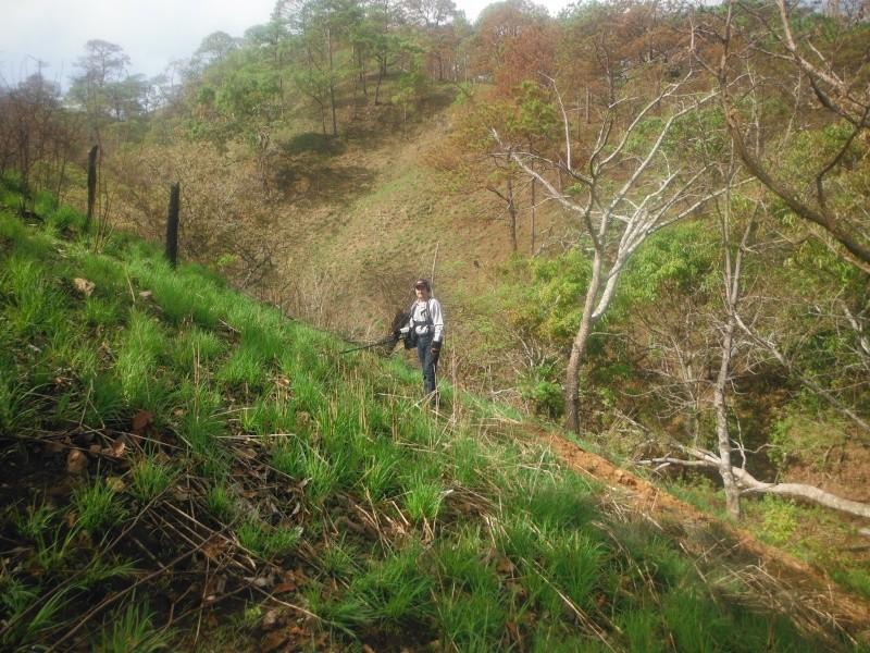 Visita a CINCO CERROS, Chiapas. Dscf2213