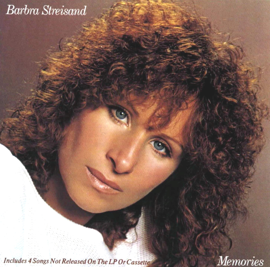 Barbra Streisand - Memories (1981) Barbra11